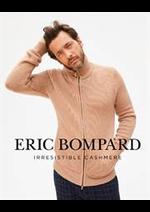 Prospectus Eric Bompard : Collection Homme