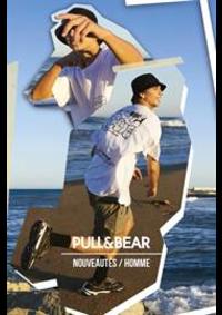 Prospectus Pull & Bear PARIS : Nouveautés / Homme