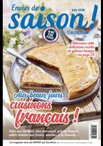 Prospectus Carrefour : Envies de Saison Juin 2020