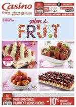 Prospectus Supermarchés Casino : Salon du fruit