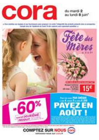 Promos et remises Cora METZ : Catalogue Cora