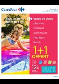 Promos et remises Carrefour LA VALETTE DU VAR : Tous les bons plans de l'été