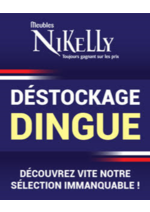 Promos et remises  : Déstockage dingue