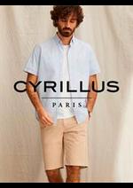 Catalogues et collections Cyrillus : Nouveautés  Homme