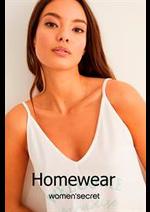 Catalogues et collections Women'secret : Homewear