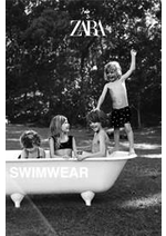 Catalogues et collections ZARA : Swimwear