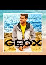 Catalogues et collections Geox : Nouveautés Homme