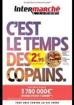 Prospectus Intermarché Super : C'EST LE TEMPS DES COPAINS