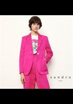 Prospectus Sandro : Blooming Again