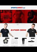Prospectus Sports Direct : Acties
