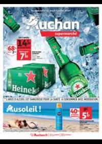 Prospectus Auchan PUTEAUX : Ausoleil !