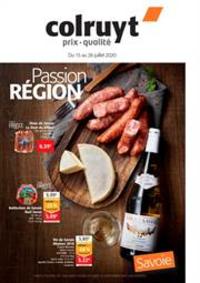 Prospectus Colruyt WAREMME : Passion Region