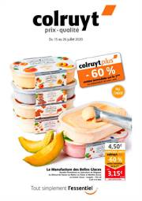 Prospectus Colruyt ANDENNE : Actions