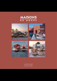Prospectus Maisons du Monde Namur - Champion : Outoor collection
