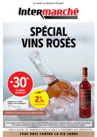 Prospectus Intermarché Super Choisy-Le-Roi : SPÉCIAL VINS ROSÉS