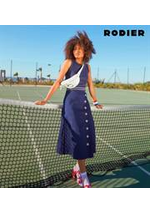 Prospectus rodier : Collection Tops
