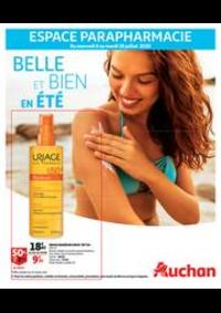 Prospectus Auchan SENS : Belle et bien en été