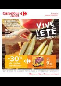 Prospectus Carrefour Market NANTERRE : Vive l été, pique-nique