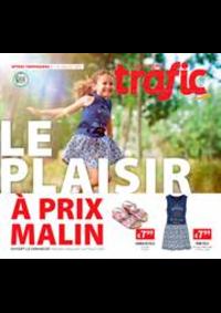Prospectus Trafic Anderlecht : Le Plaisir