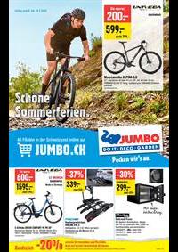 Promos et remises Jumbo Maximo Allmendingen b. Bern : Die Stärksten Aktionen