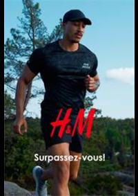 Catalogues et collections H&M Issy Les Moulineaux : Surpassez-vous