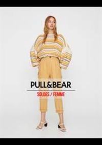 Catalogues et collections Pull & Bear Bruxelles - Rue Neuve  : Soldes  Femme