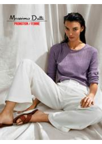 Catalogues et collections Massimo Dutti Women Men Kortrijk : Promotion  Femme