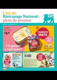 Promos et remises Supermarché Delhaize Kortrijk Ringlaan 34 : Nouveau: Promotion de la semaine