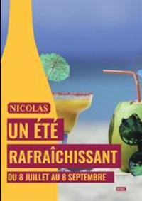 Prospectus NICOLAS SENS : Un été rafraîchissant