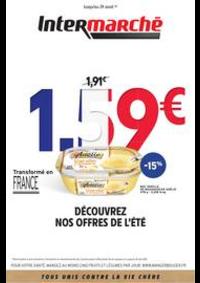 Prospectus Intermarché Super Croix : DÉCOUVREZ NOS OFFRES DE L'ÉTÉ