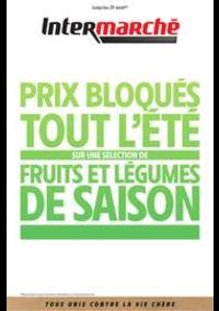 Prospectus Intermarché Super Equemauville : FRUITS ET LÉGUMES DE SAISON