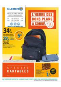 Prospectus E.Leclerc CHAMBLY : L'HEURE DES BONS PLANS A SONNÉ.