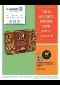 Prospectus E.Leclerc VILLEPARISIS : Catalogue E.Leclerc