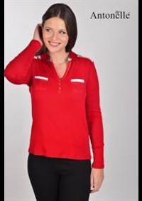 Prospectus Antonelle ENGHIEN LES BAINS : T-Shirt & Polos Femme