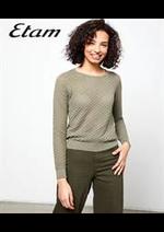 Prospectus Etam Lingerie : Pulls & Gilets Femme