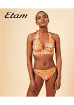 Prospectus Etam Lingerie : Cap Sur Les Tropiques