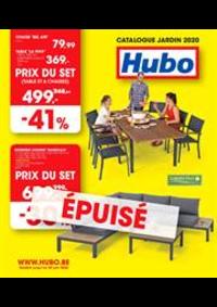 Promos et remises Hubo Tournai : Catalogue Jardin
