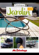 Prospectus Mr. Bricolage : Decouvrez notre Guide Jardin