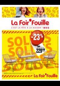Promos et remises La Foir'Fouille Froyennes - Tournai : Catalogue Soldes
