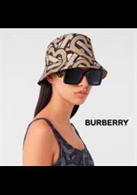 Catalogues et collections Burberry Paris : La Campagne TB Summer Monogram  Femme