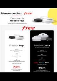 Prospectus Free Rosny-Sous-Bois : Offres Free