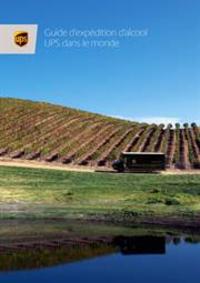 Prospectus UPS Access Point Châtillon - Rue Gabriel Péri 38 : Guide d'expédition d'alcool UPS dans le monde