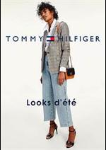 Prospectus Tommy Hilfiger : Looks d'ete