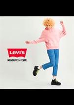 Prospectus Levi's : Nouveautés / Femme