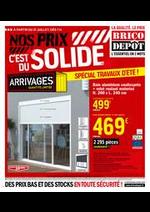 Promos et remises Brico Dépôt : Catalogue Brico Dépôt