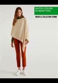 Catalogues et collections United Colors of Benetton Namur : Nouvelle Collection  Femme