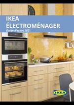 Prospectus IKEA : Ikea Électroménager