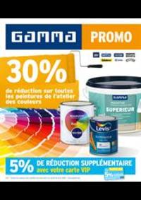 Promos et remises GAMMA UCCLE : Gamma Promo