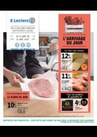 Prospectus E.Leclerc BOBIGNY : L'ARRIVAGE DU JOUR