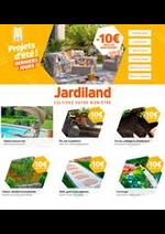Prospectus Jardiland : Projets d'été!
